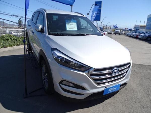 Hyundai Tucson AT año 2018