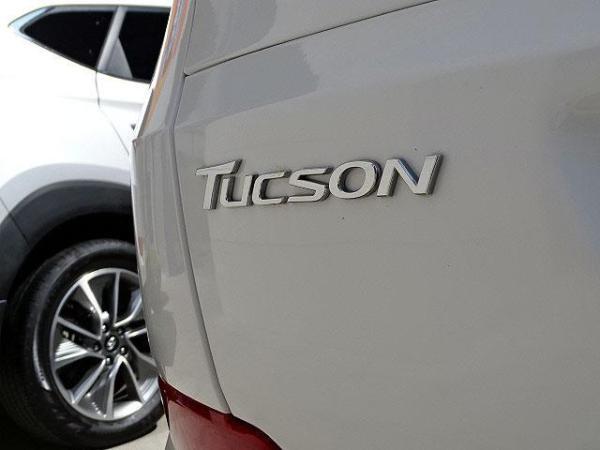 Hyundai Tucson CRDI 4WD AT ADVANCE NAV año 2018