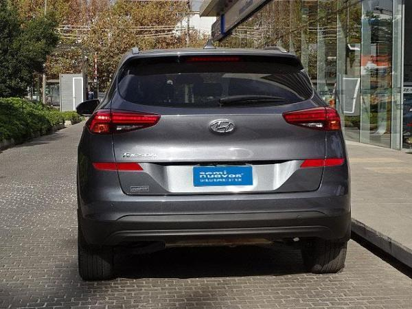 Hyundai Tucson AT año 2019