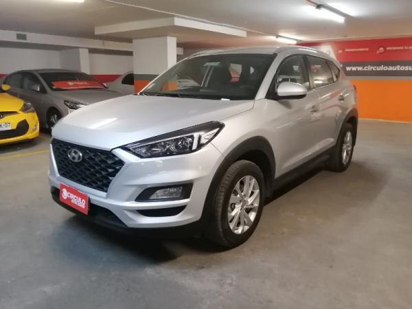 Hyundai Tucson TL 2.0 AT año 2019