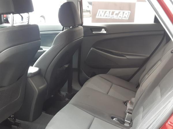 Hyundai Tucson 2.0 año 2019