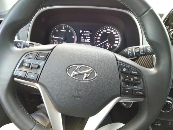 Hyundai Tucson TL AT 2.0 año 2019