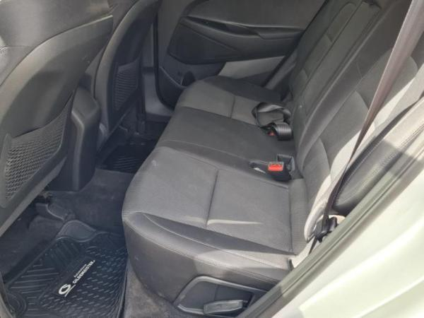 Hyundai Tucson TUCSON 2.0 año 2020