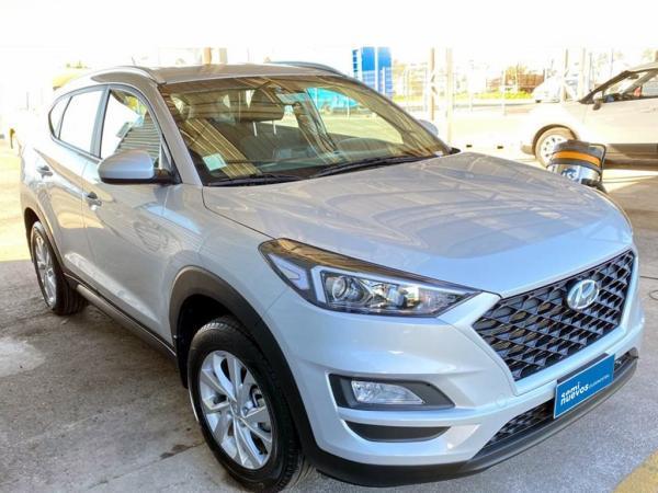 Hyundai Tucson TUCSON TL 2.0 MT FL año 2020