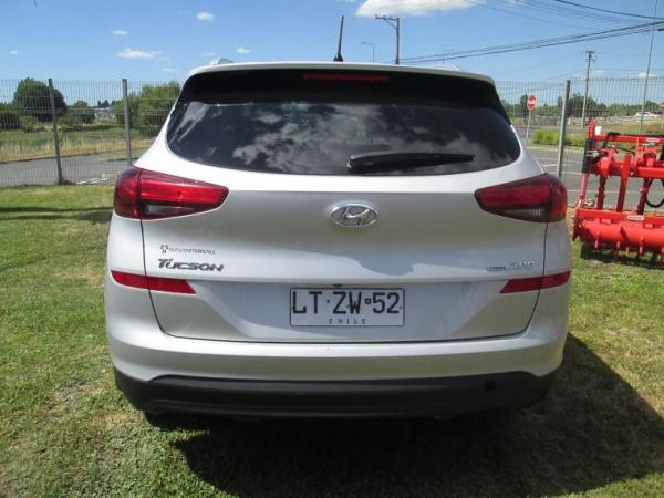 Hyundai Tucson TL 2.0 CRDI E6 AT 4WD año 2020
