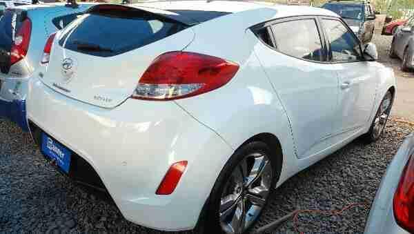 Hyundai Veloster COMPRAMOS CONTADO año 2012
