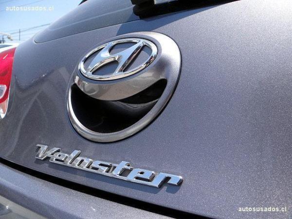 Hyundai Veloster FS 4DR año 2012