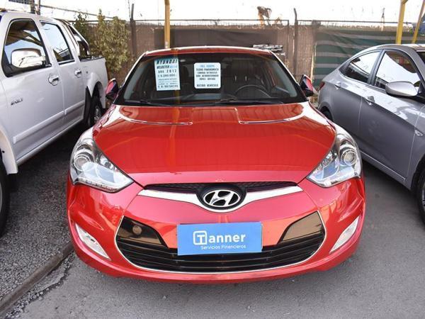 Hyundai Veloster gls año 2012