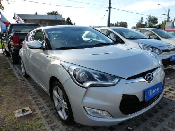Hyundai Veloster AT año 2013