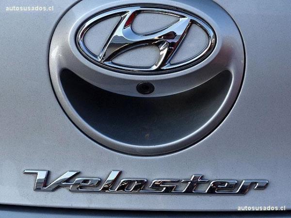 Hyundai Veloster FS 4DR 1.6 6M/T GLS año 2013