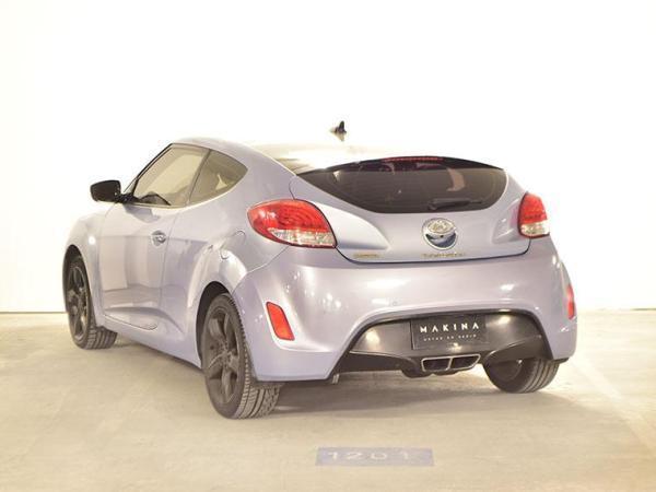Hyundai Veloster MT GLS PREMIUM año 2013
