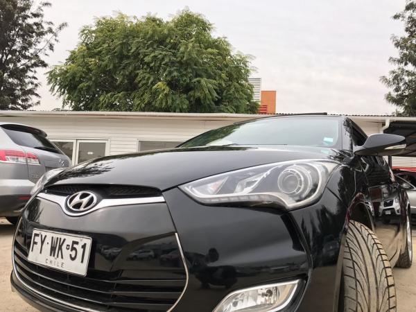 Hyundai Veloster 1.6 GLS año 2014