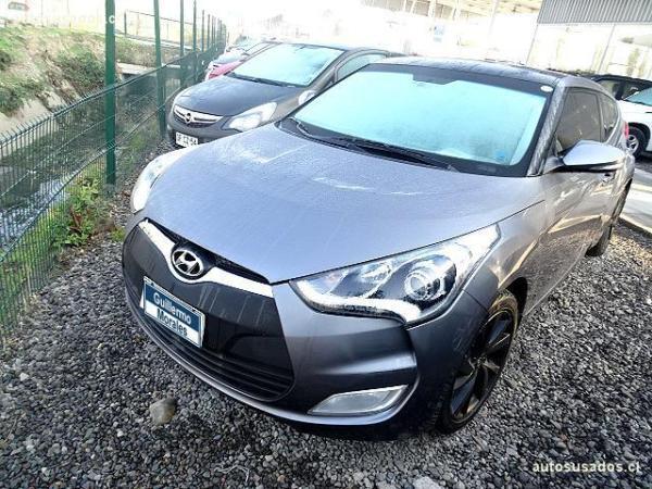 Hyundai Veloster GLS año 2015