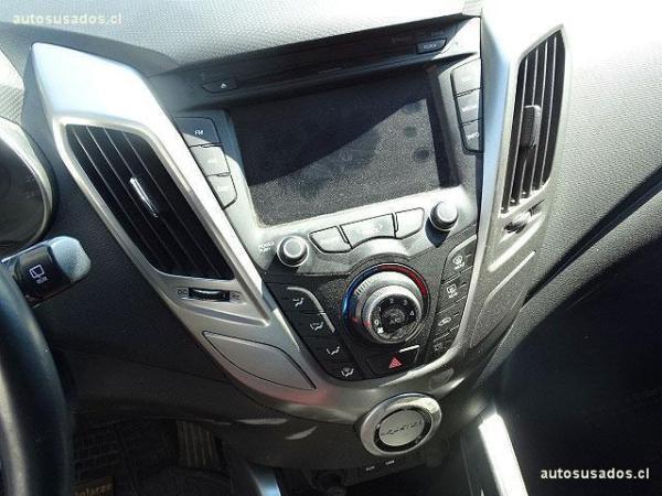 Hyundai Veloster 1.6 año 2015