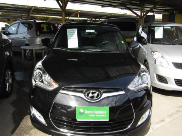 Hyundai Veloster 1.6 GLS año 2016