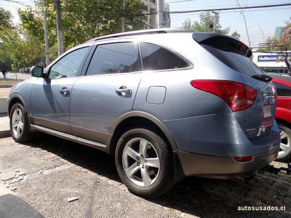 Hyundai Vera Cruz GLS CRDI AT6 año 2009