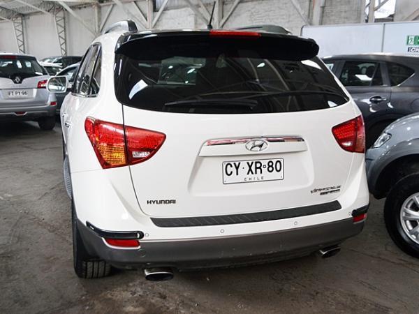 Hyundai Vera Cruz GLS 4X4 año 2011