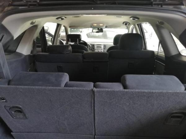 Hyundai Vera Cruz GLS CRDI 4WD 3.0 AT año 2011