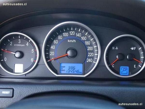 Hyundai Vera Cruz 3.6 4X4 año 2012