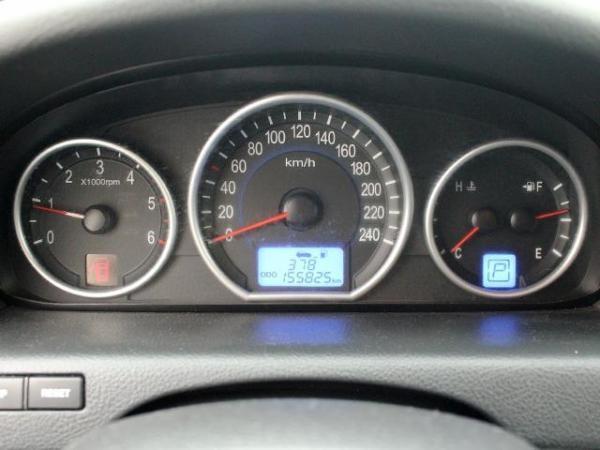 Hyundai Vera Cruz CRDI 4WD GLS 3.0 AT año 2012