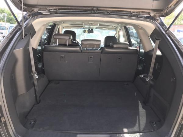 Hyundai Veracruz 3.8 GLS AT año 2010