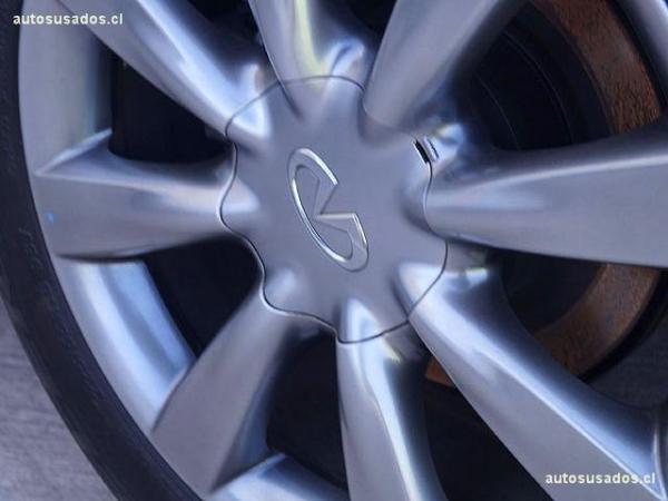 Infiniti EX37 3.7 4X4 325HP año 2014