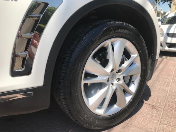 Infiniti QX70 3.7 Auto 4WD año 2016