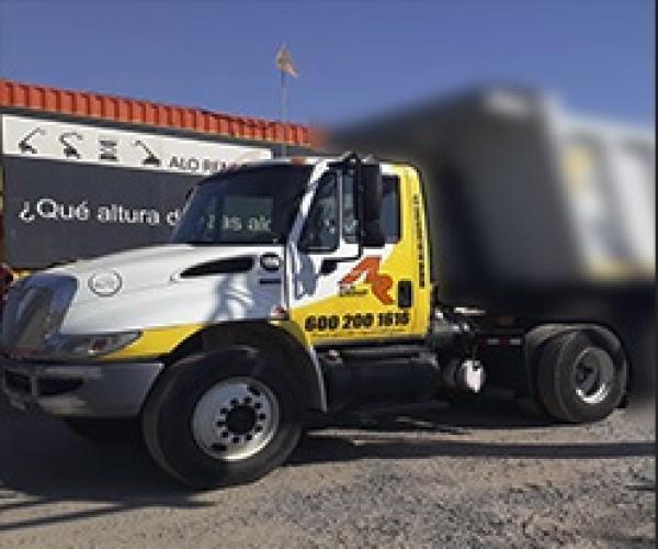 International 4300 Tracto Camión Toma fuerza año 2012