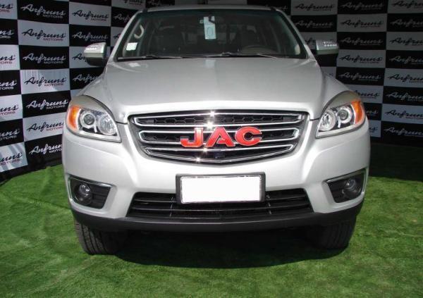 Jac J6 T6 DCAB 2.0 año 2017