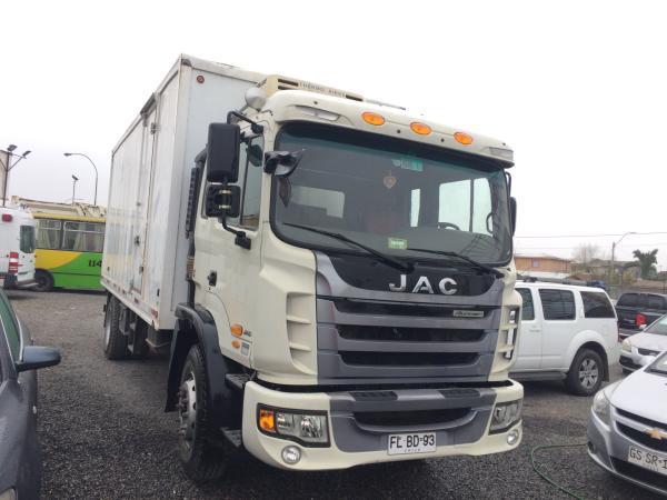 Jac Runner HFC 1132 1135 FRIGORIFICO año 2013