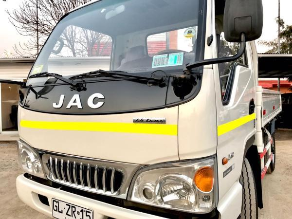 Jac Urban HFC 1035  año 2014