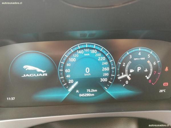 Jaguar F-Pace 3.0 R-SPORT año 2017