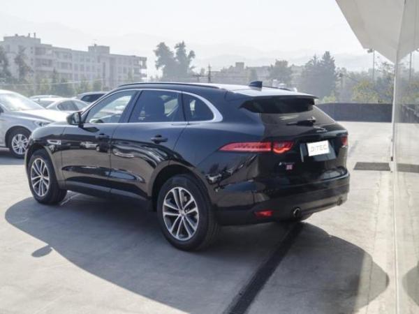 Jaguar F-Pace 3.0 año 2017