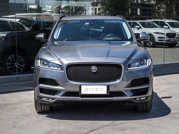 Jaguar F-Pace AWD año 2017