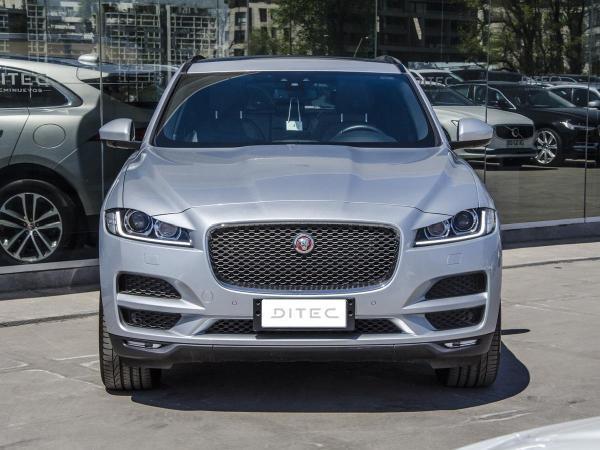 Jaguar F-Pace PRESTIGE año 2018