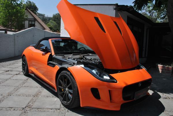 Jaguar F-Type CABRIO año 2014