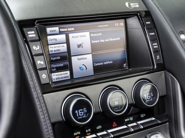 Jaguar F-Type  año 2015