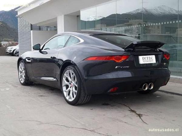 Jaguar F-Type COUPE 3.0 año 2015