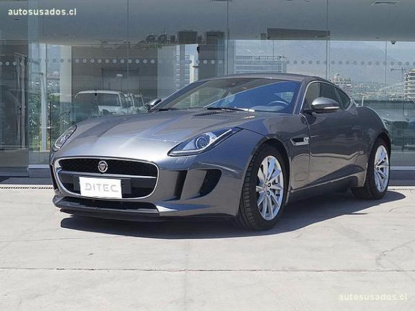 Jaguar F-Type COUPE año 2016