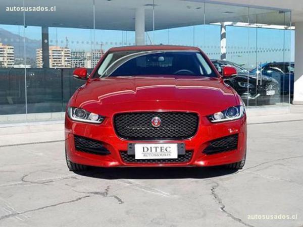 Jaguar XE XE R SPORT 2.0 año 2016