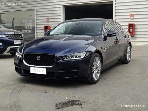 Jaguar XE PURE 2.0 año 2017