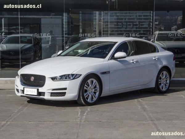 Jaguar XE PRESTIGE 2.0T año 2018