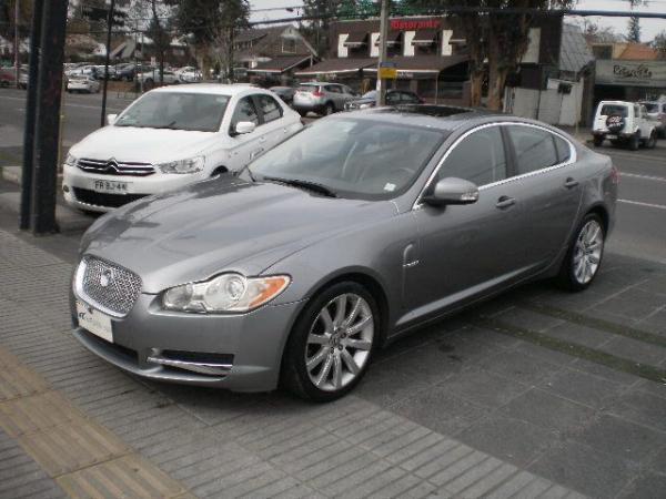 Jaguar XF 3.0 año 2009