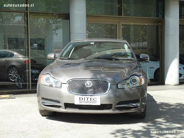 Jaguar XF 3.0 año 2011