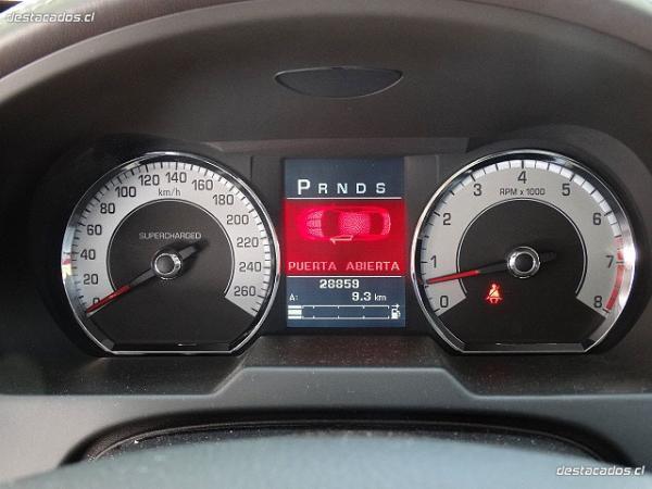 Jaguar XF R 5.0 V8 año 2012