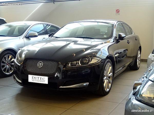 Jaguar XF 2.0T año 2013