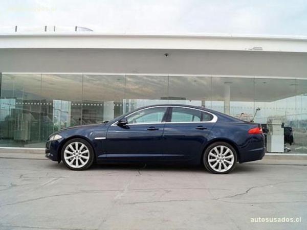 Jaguar XF 3.0 año 2013