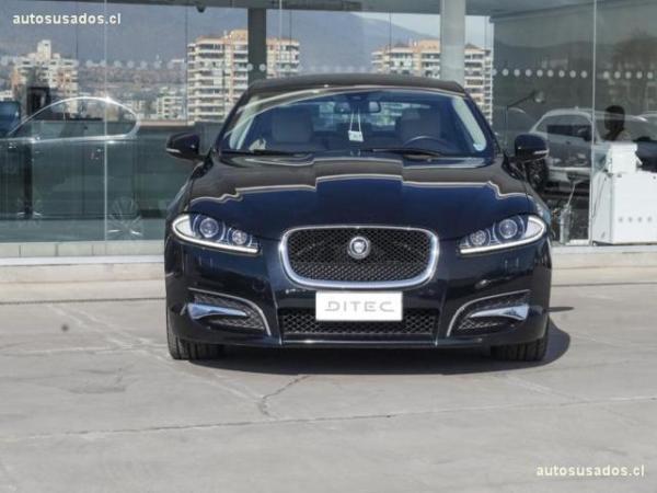 Jaguar XF V6 SUPERCHARGER 3.0 año 2014