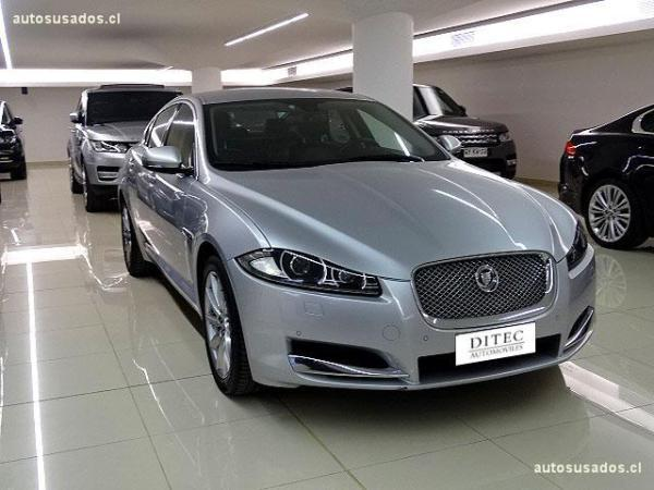 Jaguar XF 2.0T año 2014