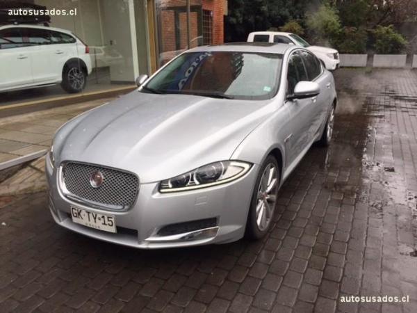 Jaguar XF XF 2.0 año 2014